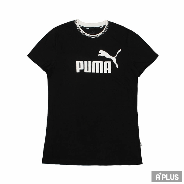 PUMA 女 基本系列AMPLIFIED短袖T恤 歐規-58590201