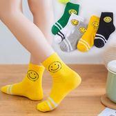 兒童襪子妙優童兒童襪子純棉寶寶襪子秋冬厚款男女童嬰兒襪子地板襪5雙裝走心小買賣