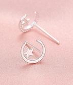 女耳環簡約小巧防過敏耳飾品