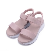 SKECHERS D LUX WALKER 休閒涼鞋 粉 119226BLSH 女鞋