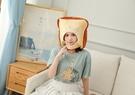 【單一款】北海道吐司麵包造型頭帽 變裝帽 拍照裝飾品 聖誕節交換禮物 尾牙春酒派對表演