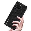 碳纖維防摔Galaxy S21 Ultra手機套 三星簡約note20手機殼 三星S21 Plus保護殼 SamSung S20 FE保護套