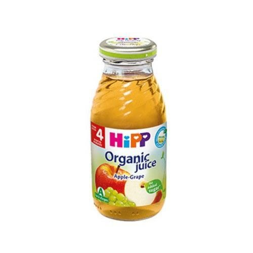 HiPP喜寶 有機綜合蘋果葡萄汁200ml