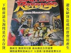 二手書博民逛書店surins罕見revenge John houghtonY16