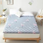床墊 加厚磨毛床墊子軟墊床褥子1.5床宿舍家用榻榻米墊子60*120嬰兒床【快速出貨】