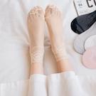 蕾絲襪 5雙 襪子女蕾絲襪