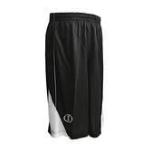 Spalding Basketball Shorts [SPB7202N00] 男 籃球 運動 短褲 透氣 雙面 黑