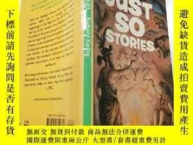 二手書博民逛書店just罕見so stories:普通故事Y200392
