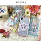 Disney迪士尼二合一雙料保護殼套_櫻花季iPhone X/XS