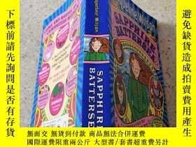 二手書博民逛書店sapphire罕見battersea藍寶石巴特西。Y200392