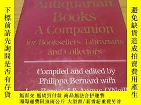 二手書博民逛書店Antiquarian罕見Books A Companion c