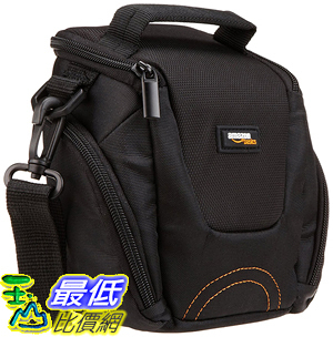 [106美國直購] AmazonBasics 相機包 Fixed Zoom/Compact System Camera Case (Gray Interior)