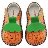 【愛的世界】森林之王寶寶鞋/學步鞋-台灣製- ★童鞋童襪
