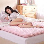 床墊加厚榻榻米床墊子1.8m床1.5米雙人宿舍學生折疊軟床褥子海綿墊被 【八折搶購】
