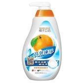 橘子工坊高效速淨碗盤洗滌液650ml【愛買】