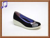 ★YE0626❤ PLAYBOY 舒適柔軟 氣質百搭  楔型包鞋/上班鞋/低跟包鞋
