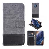 NOKIA 9 PureView 掀蓋磁扣手機套 手機殼 皮夾手機套 側翻可立 外磁扣皮套 保護套 翻蓋皮套