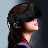 VR虛擬眼睛 VR眼鏡智慧暢聽頭戴VR頭盔可調節耳機頭帶組合原裝配件 igo 小宅女