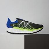 New Balance 男鞋 黑藍 透氣 輕量 慢跑鞋 MVARECL1