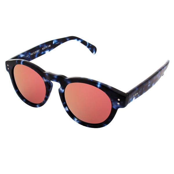 KOMONO CRAFTED工藝款手工太陽眼鏡 Clement-夕陽靛藍