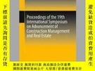 二手書博民逛書店Proceedings罕見of the 19th International Symposium on Advan