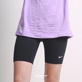 NIKE 短褲 W ONE 7 SHORT 黑色 馬褲 緊身褲 運動短褲 女 (布魯克林) CZ8527-010