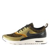 Nike WMNS Air Max Thea KJCRD [718646-700] 女鞋 運動 休閒 金 黑