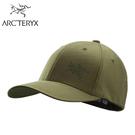 【ARC TERYX 始祖鳥 Bird Cap 棒球帽《瓜依綠》】7980/休閒帽/遮陽帽/鴨舌帽