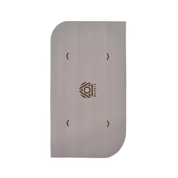 【南紡購物中心】【Clesign】The Shining Hand Mat 瑜珈手墊 4.5mm - Creamy Brown