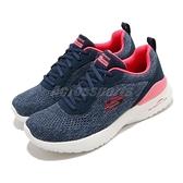 Skechers 慢跑鞋 Skech-Air Dynamight-Top Prize 藍 粉紅 女鞋 運動鞋 【ACS】 149340NVCL