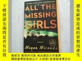 二手書博民逛書店All罕見the Missing Girls 【所有的失蹤女孩】
