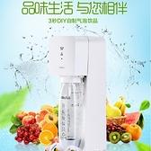 【快出】氣泡水機商用氣泡機奶茶店汽水機自製巴黎碳酸水飲料蘇打水機家用YYJ
