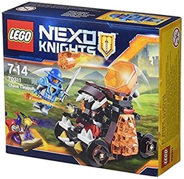 LEGO 樂高 NEXO KNIGHTS 恐怖的Magma Shower 70311