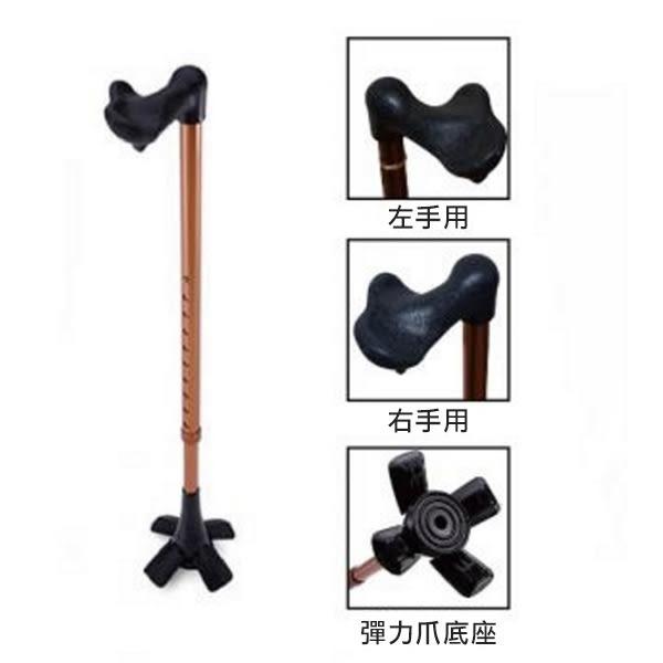人體工學拐杖 (人體工學握把,右手/左手 專用)