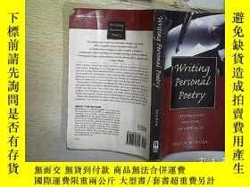 二手書博民逛書店Writing罕見Personal PoetryY203004