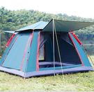 全自動帳篷戶外2-3-4人加厚防雨單人野營野外露營jy