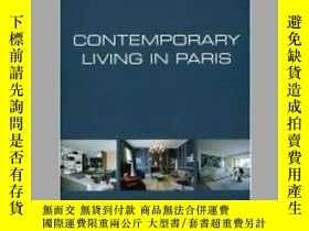 二手書博民逛書店Contemporary罕見Living in ParisY405706 Wim Pauwels ISBN: