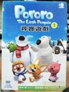 挖寶二手片-Z86-044-正版DVD-動畫【Pororo1尋寶遊戲 雙碟】-YOYOTV 國英語發音(直購價)