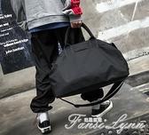 網紅旅行包行李袋女韓版小短途手提健身包男潮牌運動訓練包大容量 聖誕節全館免運