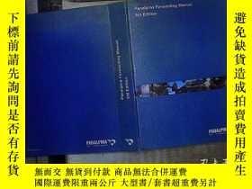 二手書博民逛書店PANALPINA罕見FORWARDING MANUAL 3RD EDITION PANALPINA手冊評估第三版