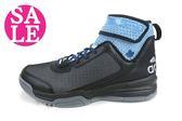 ADIDAS 男款 Dual Threat BB 籃球鞋 避震耐磨運動鞋M9302#黑 零碼出清