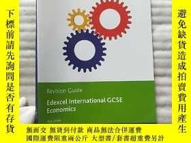 二手書博民逛書店Edexcel罕見International GCSE Economics Revision Guide 16開【