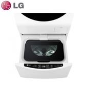 LG 不鏽鋼色,下層2KG洗衣機WT-D200HW
