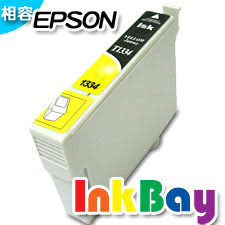 EPSON T1334 相容墨水匣(No.133黃色) 【適用機型】 T22/TX120/TX130/TX235/TX420W/TX320F/TX430W【庫存品出清價】