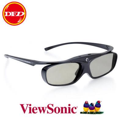 優派 VIEWSONIC PGD-350 3D眼鏡  主動式立體快門眼鏡 沉浸於最真實3D視覺世界 公司貨