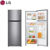 汰舊退稅最高5千元【LG樂金】208L 直驅變頻上下門電冰箱《GN-L297SV》精緻銀 壓縮機十年保固