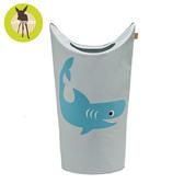 【雙12出清】德國Lassig-洗衣收納袋-小鯊魚