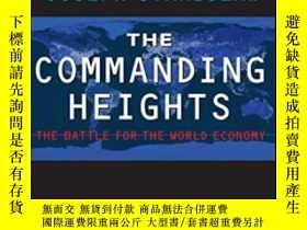 二手書博民逛書店The罕見Commanding HeightsY364682 Daniel Yergin Free Press