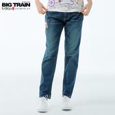 Big Train 招財貓口袋天絲棉男友褲-女BW6059