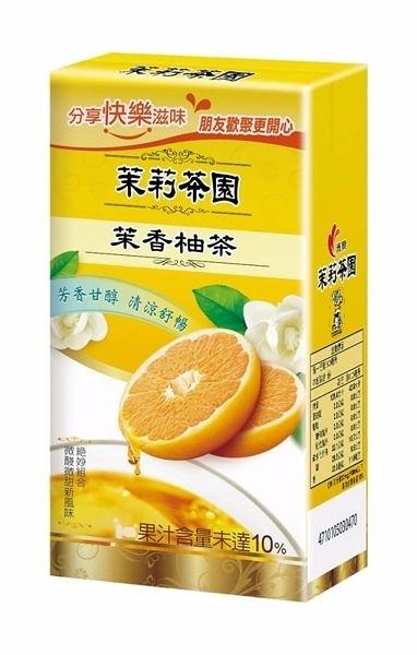 ●【免運直送】光泉茉莉茶園-茉莉柚茶300ml(24入/箱)*1箱【合迷雅好物超級商城】